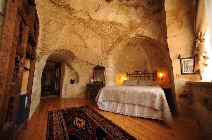 "Foto via <a href=""http://mymodernmet.com/cappadocia-cave-hotels/"" rel=""nofollow"">My Modern Met</a>"