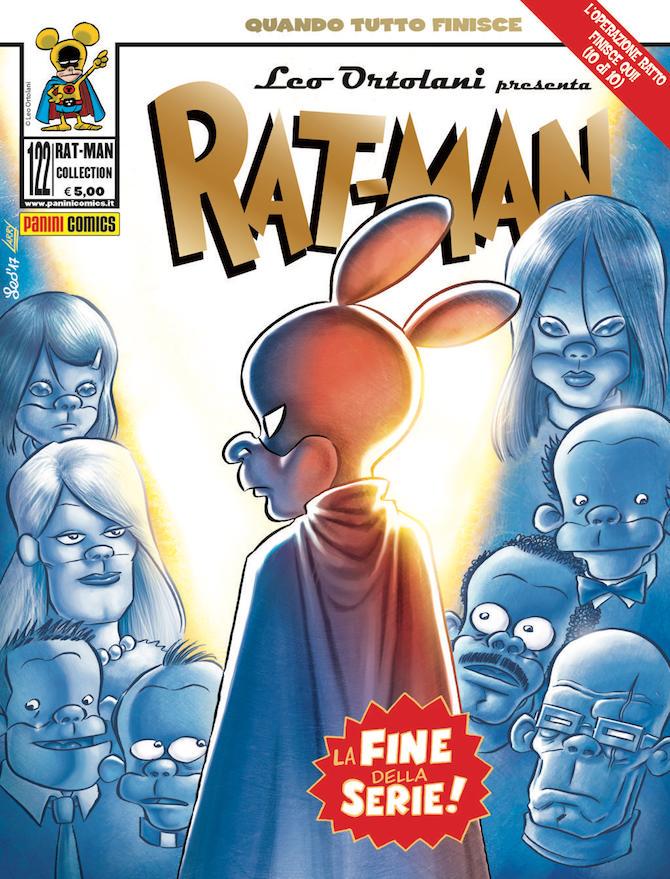 Rat-Man 122: Quando tutto finisce