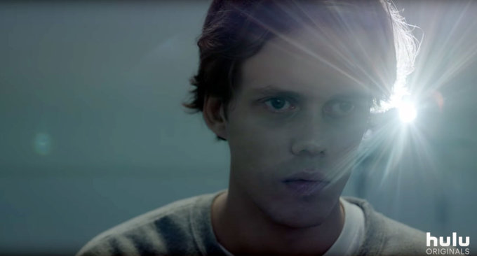 "Bill Skarsgard in ""Castle Rock"""