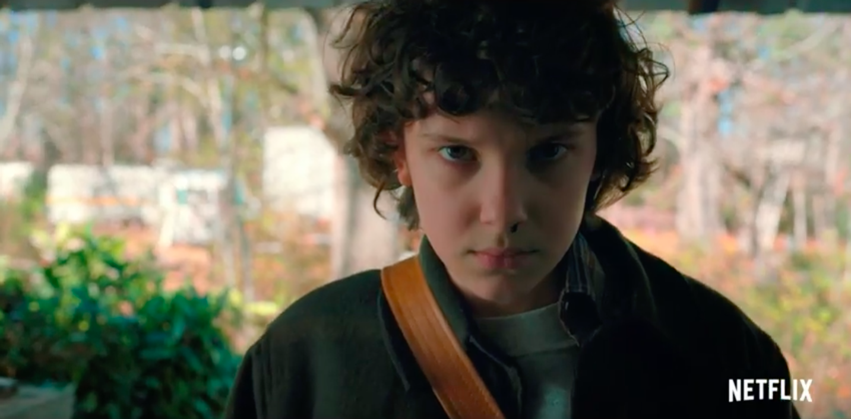Stranger Things: il trailer della seconda stagione è pazzesco