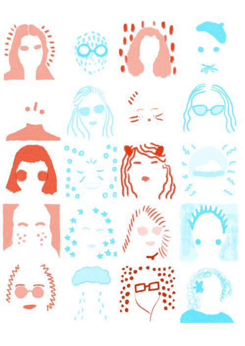 È fuori in questo giorno il primo numero cartaceo di TUTTE, il progetto che vuole diventare un dizionario di nuovi talenti